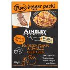 Ainsley Harriott sundried tomato & garlic cous cous - 125g