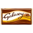 Galaxy Honeycomb Crisp bar - 114g Brand Price Match - Checked Tesco.com 29/07/2015