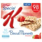 Special K biscuit moments strawberry - 5x25g Brand Price Match - Checked Tesco.com 11/12/2013