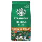 Starbucks house blend medium Arabica coffee - 200g