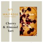 Waitrose 1 Morello Cherry & Almond Tart - 375g