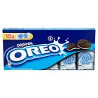 Oreo 10 packs - 220g Brand Price Match - Checked Tesco.com 14/04/2014