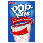 Kellogg's pop tarts frosted strawberry sensation - 8x50g
