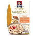 Quaker oat goodness raspberry porridge - 8x38.5g