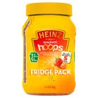 Heinz spaghetti hoops fridge pack