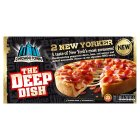 Chicago Town the deep dish 2 New Yorker pizzas - 2x165g