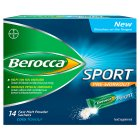 Berocca Sport Cola Powders - 14s