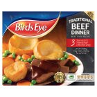 Birds Eye traditional beef dinner - 400g