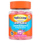 Kids vitamin d calcium softies - 30s