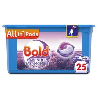 Bold 2in1 Lavender & Camomile Washing Capsules 29 Washes