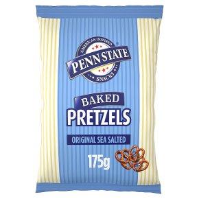 Penn State original sea salted pretzels