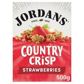 Jordans Country Crisp Strawberry