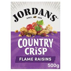 Jordans Country Crisp With Raisins