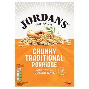 Jordans porridge oats conservation grade