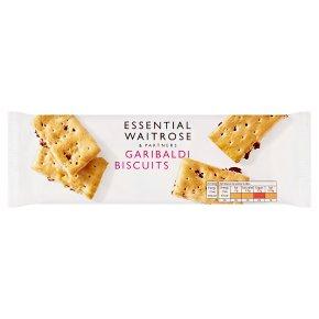 essential Waitrose garibaldi biscuits