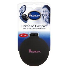 Denman hairbrush compact