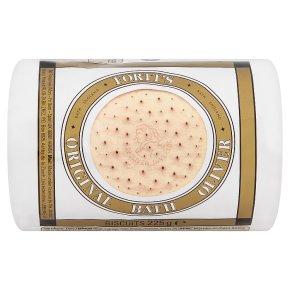 Fortt's bath oliver biscuits