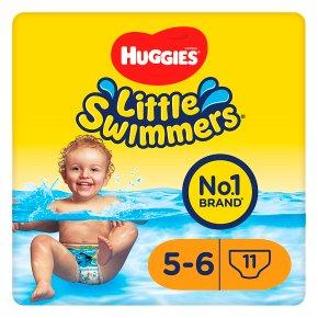 Huggies Little Swimmers Swim Pants, size 5-6, 12-18kg