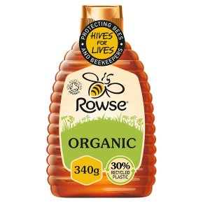 Rowse Organic Honey Squeezy
