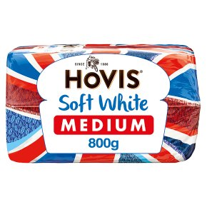 Hovis Soft White Medium