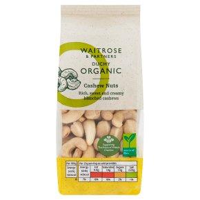 Waitrose Duchy Organic cashew nuts