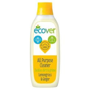 Ecover lemon all purpose cleaner