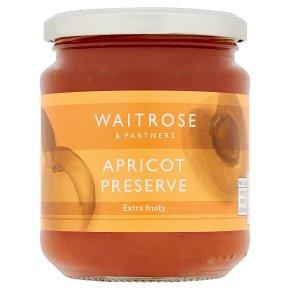 Waitrose golden apricot preserve