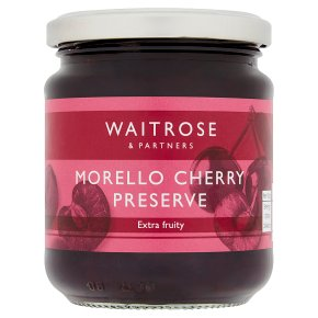 Waitrose morello cherry conserve