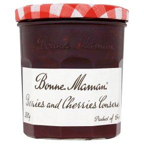 Bonne Maman berries & cherries conserve