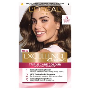 L'Oréal natural brown excellence