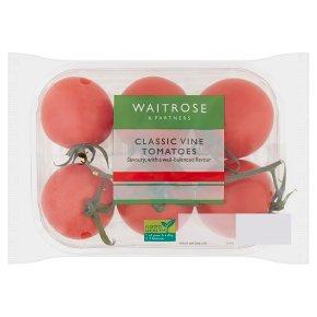 Waitrose Classic Vine Tomatoes