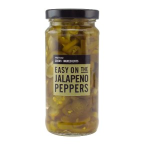 Waitrose Cooks' Ingredients jalapeno peppers