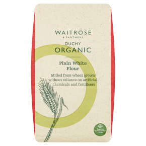 Waitrose Duchy Plain White Flour