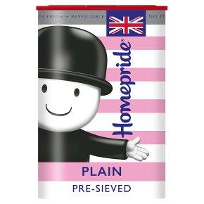 Homepride plain flour