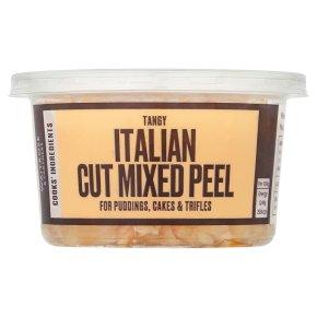 Waitrose Cooks' Homebaking mixed peel