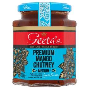 Geeta's mango chutney