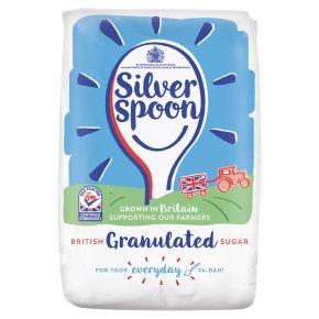 Silver Spoon white granulated sugar