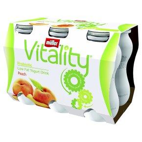 Vitality yogurt drink
