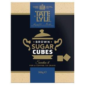 Tate & Lyle demerara sugar cubes