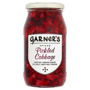 Garner's pickled cabbage
