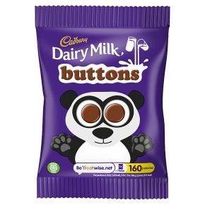 Cadbury Dairy Milk Buttons bag