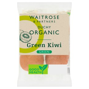 Waitrose Duchy Organic kiwi fruit