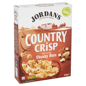 Jordans Country Crisp Chunky Nuts