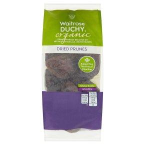 Waitrose Duchy Organic prunes