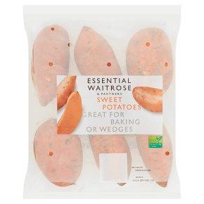 essential Waitrose sweet potatoes