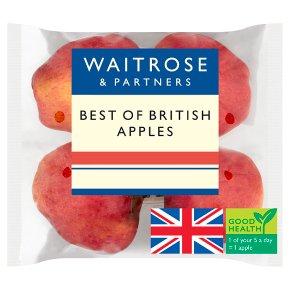 Waitrose Best of British apples