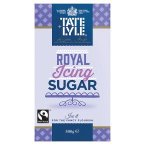 Tate & Lyle Fairtrade Royal Icing Sugar