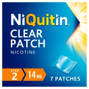 NiQuitin Clear Step 2 Patches
