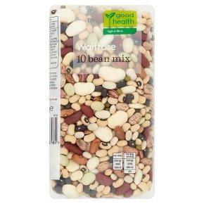 Waitrose LOVE life 10 bean mix