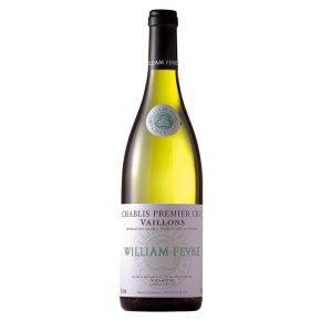 William Fèvre Chablis Premier Cru Vaillons Burgundy, France